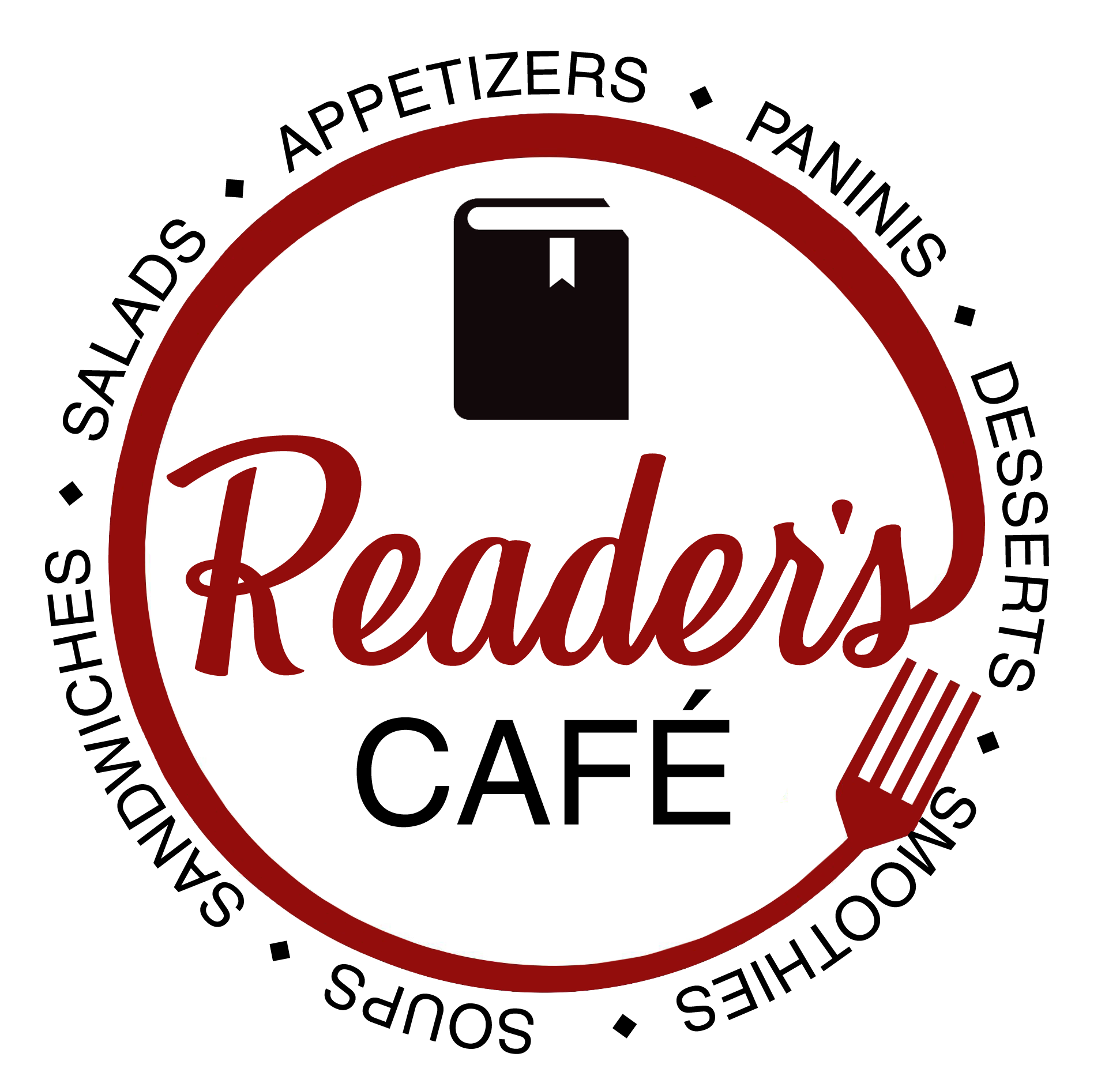 The Reader's Cafe Logo