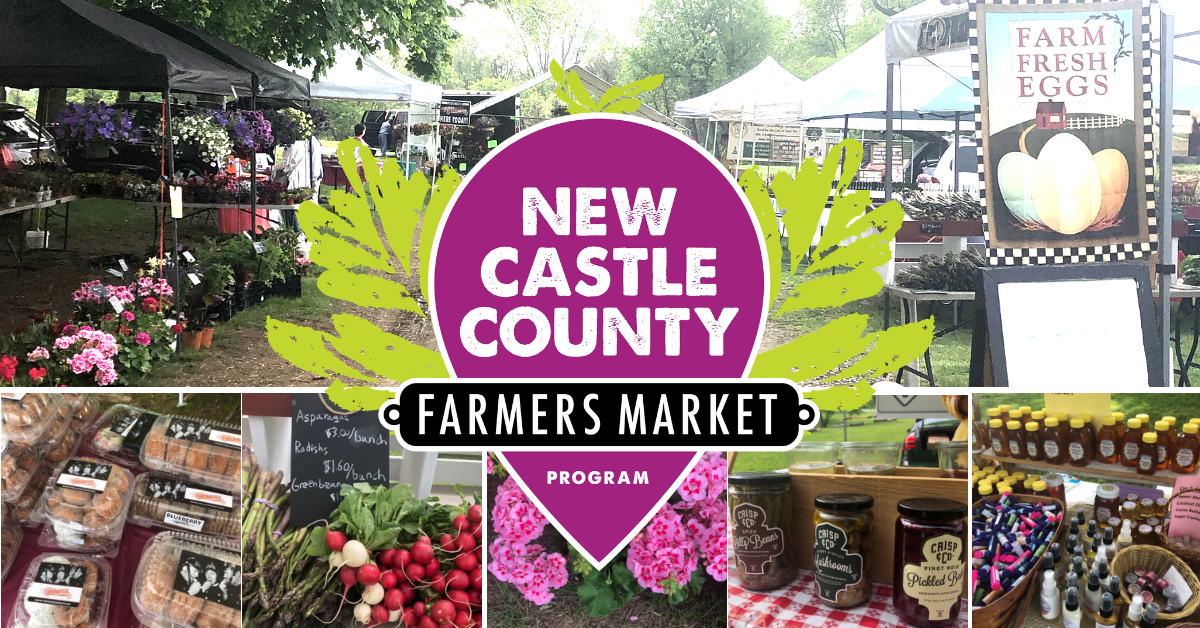 New Castle County Farmers Market Program