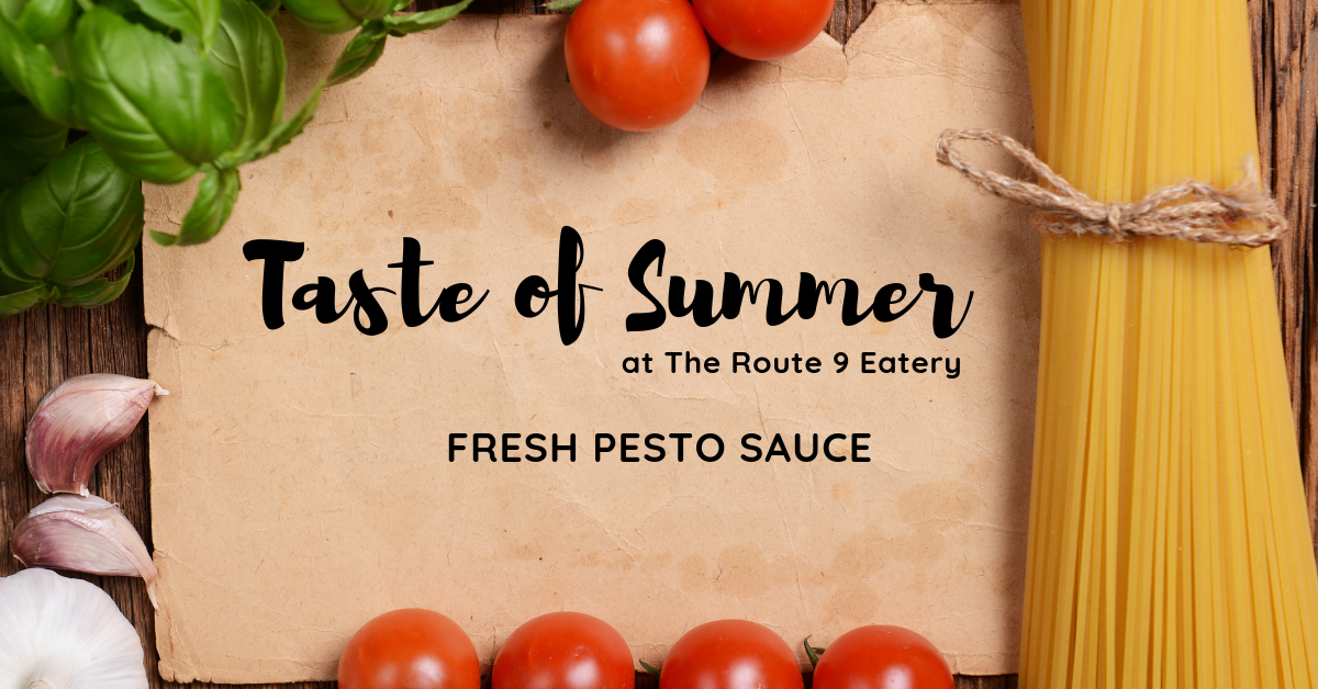 Taste of Summer at the route nine eatery