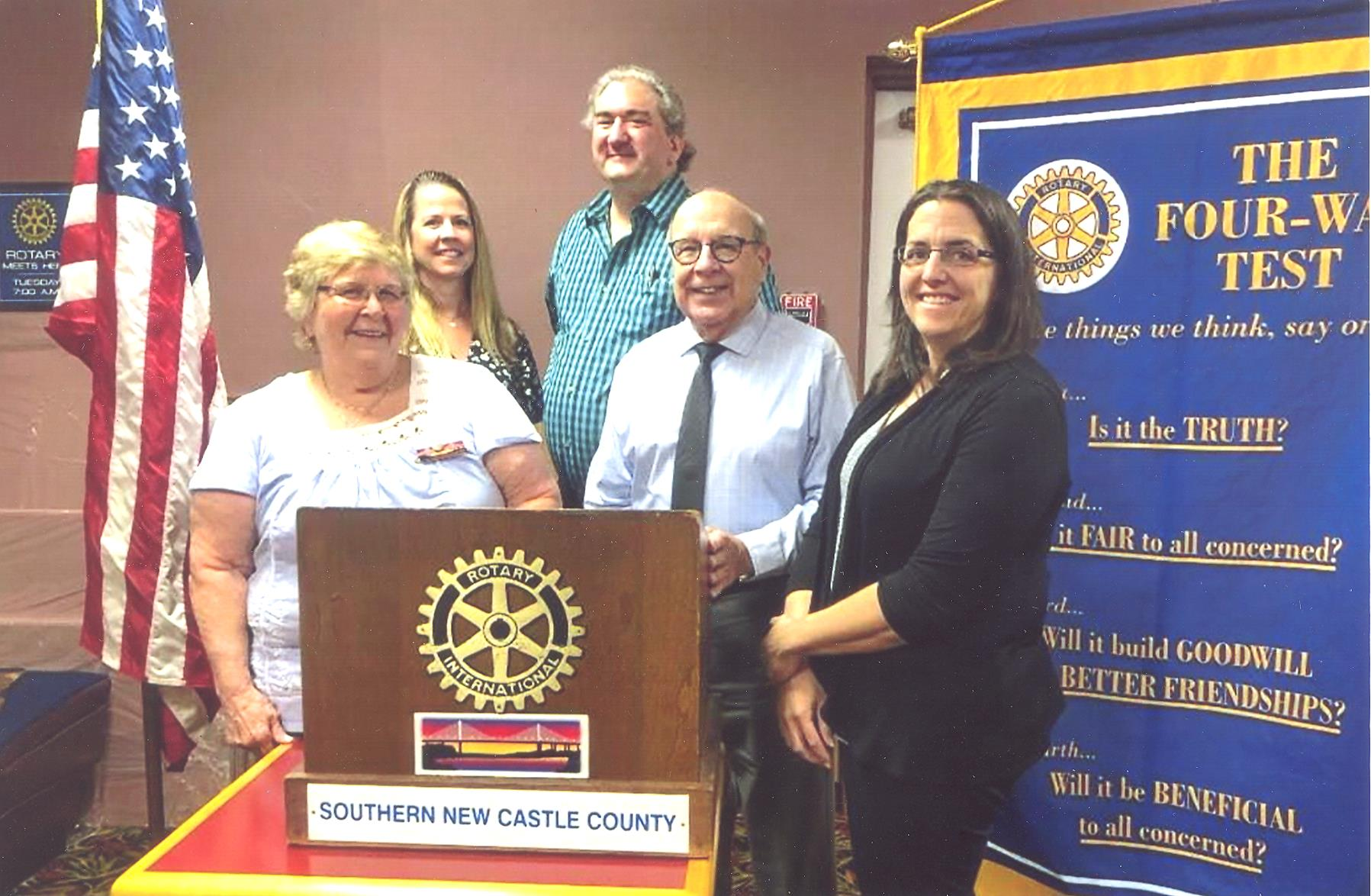 Southern Rotary Club 8-19