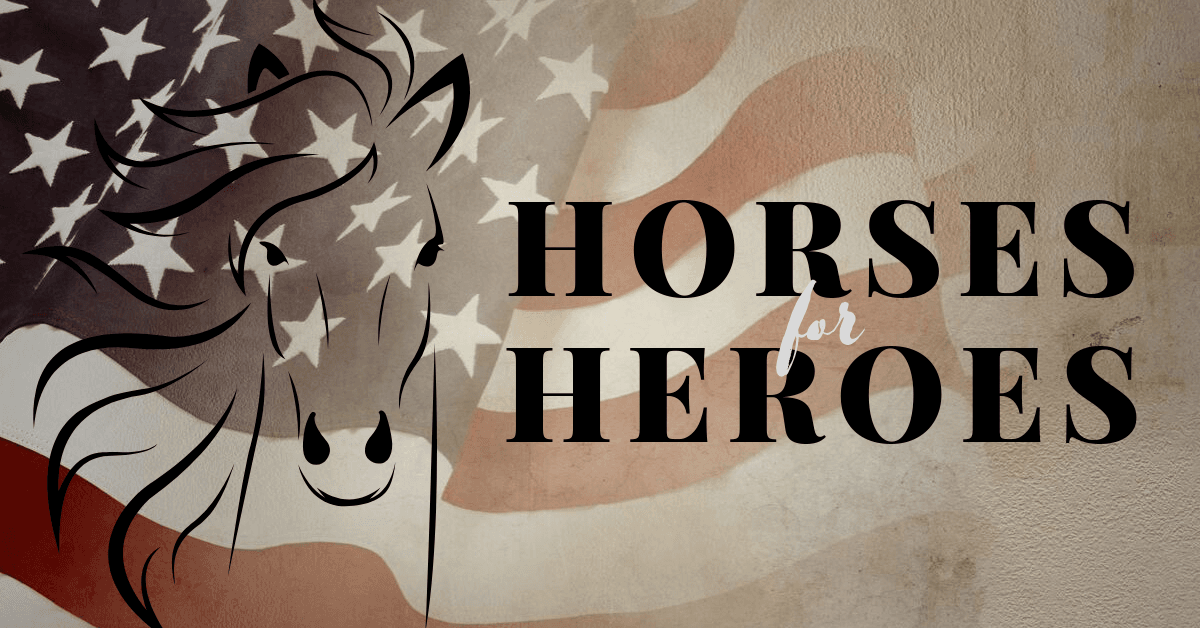 Horses for Heroes at Carousel Park