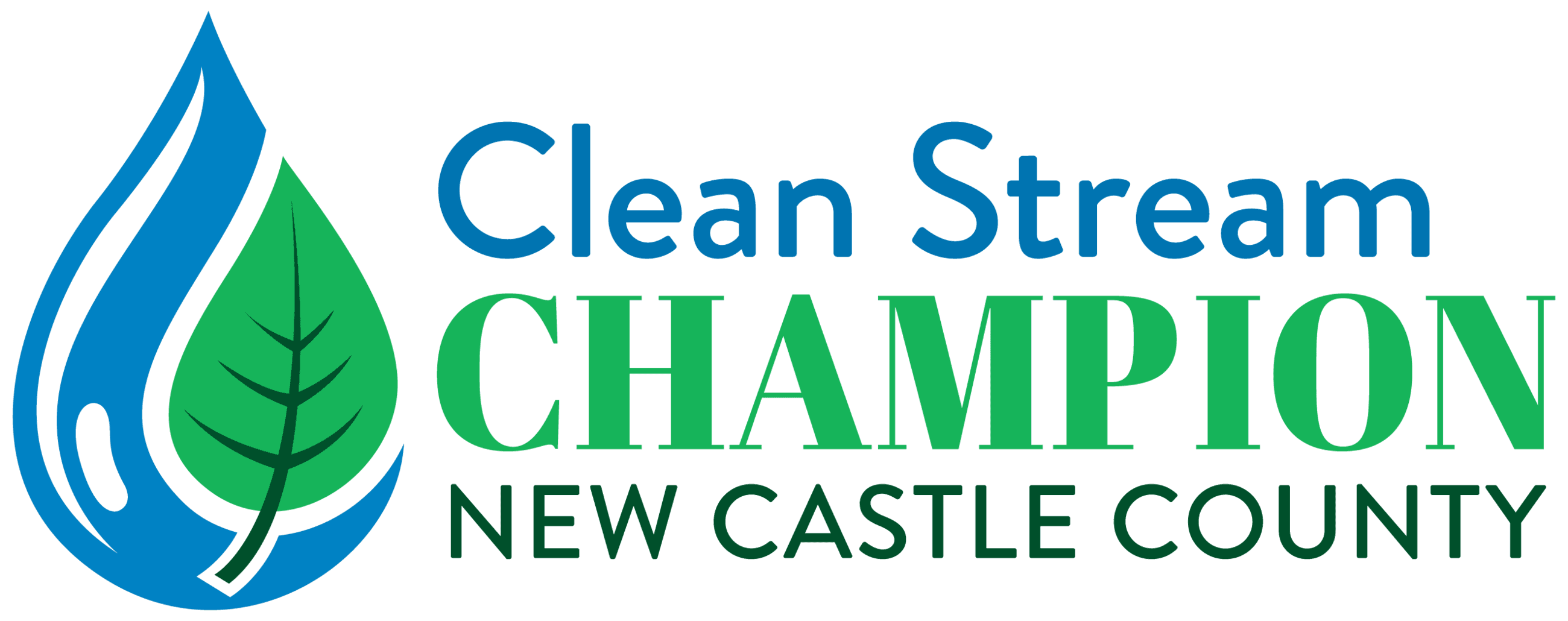 Clean Stream Champion Logo