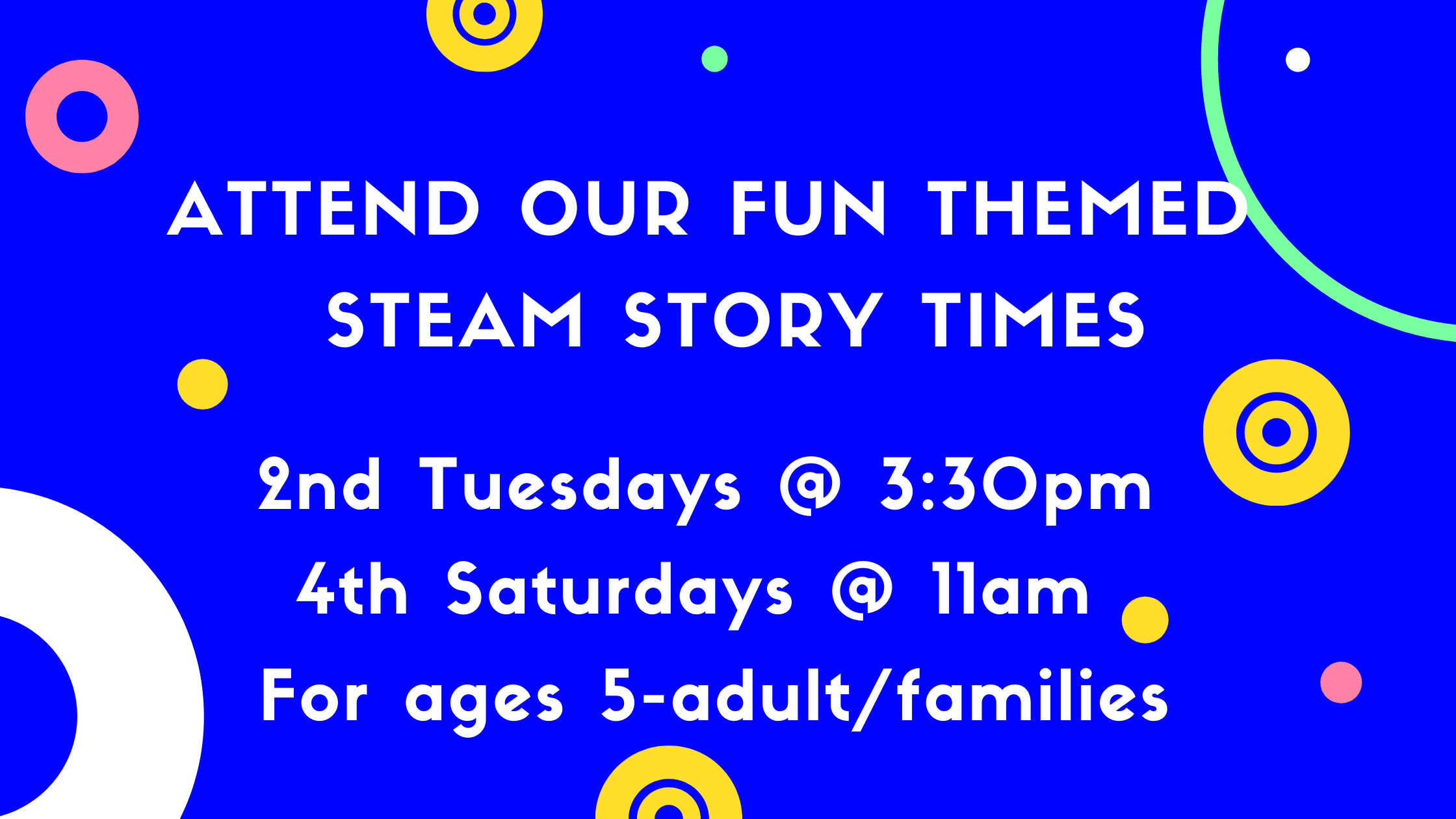 STEAM STORY TIMES