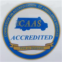 CAAS Accredited Seal