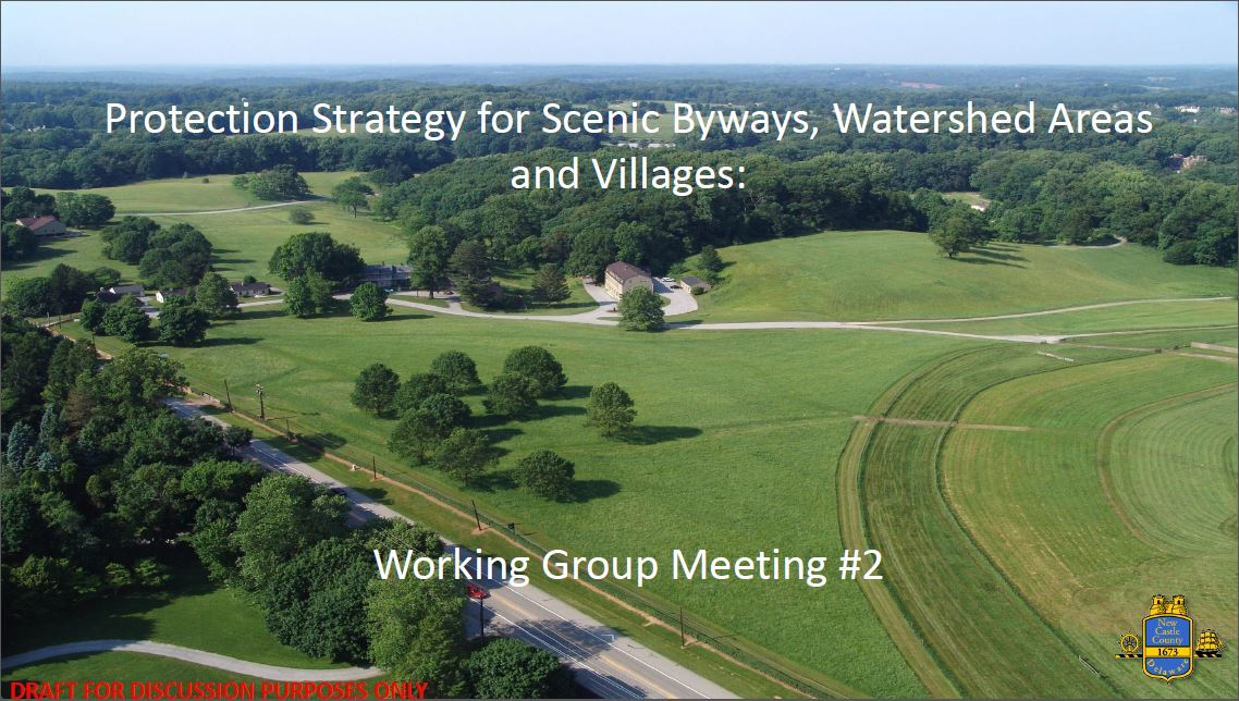 Scenic Byways Working Group Meeting Opens in new window